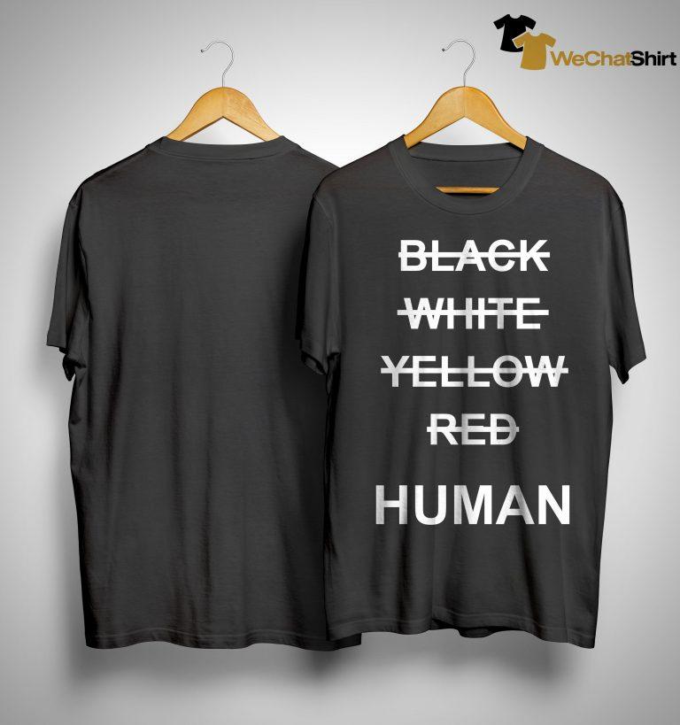 Borussia Dortmund No Black White Yellow Red Human Shirt