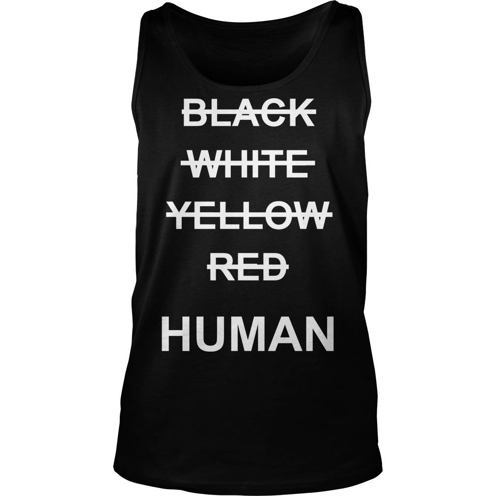 Borussia Dortmund No Black White Yellow Red Human Tank Top
