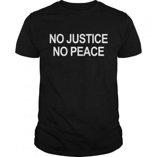 Borussia Dortmund No Justice No Peace Shirt