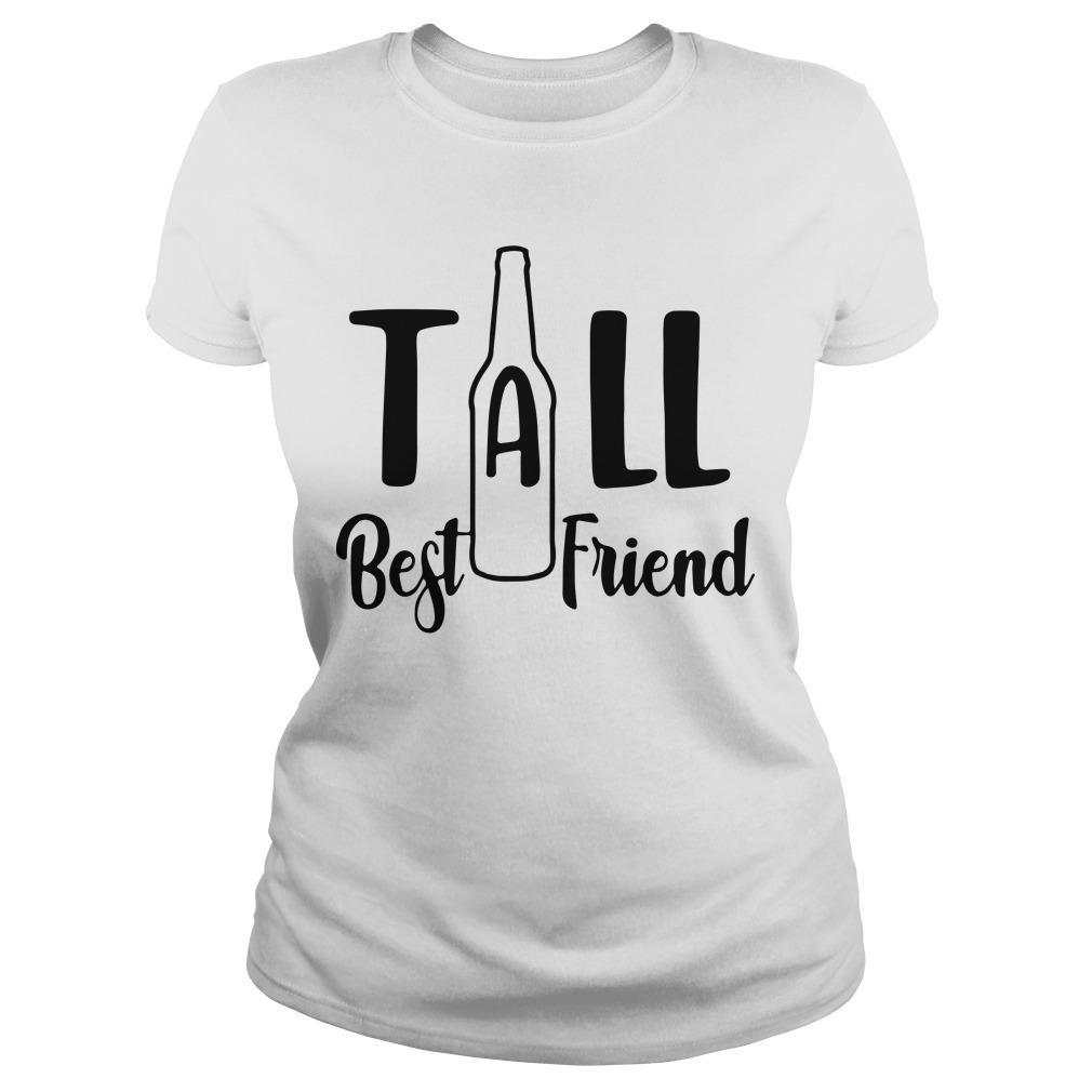 Bottle Tall Best Friend Longsleeve