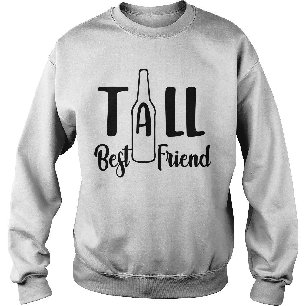 Bottle Tall Best Friend Sweater