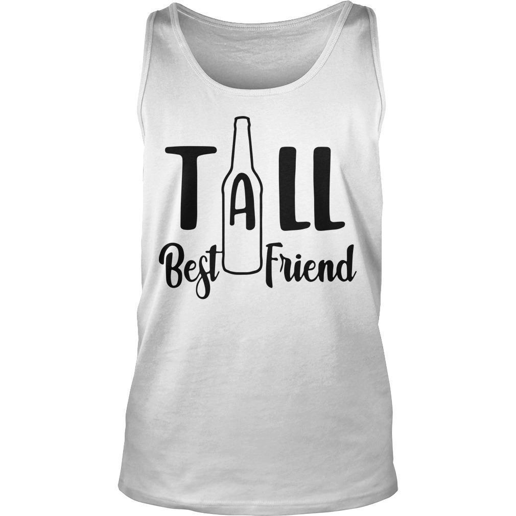 Bottle Tall Best Friend Tank Top