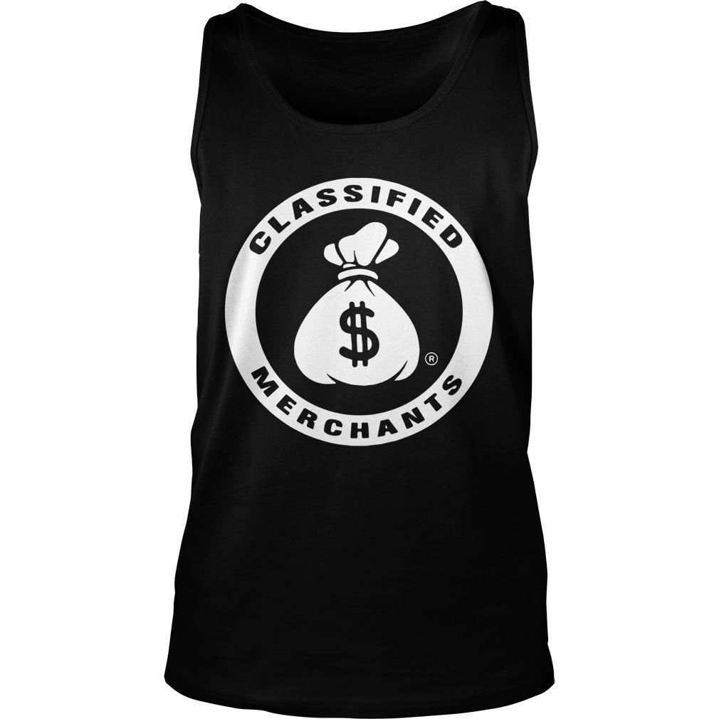 Classified Merchants Tank Top