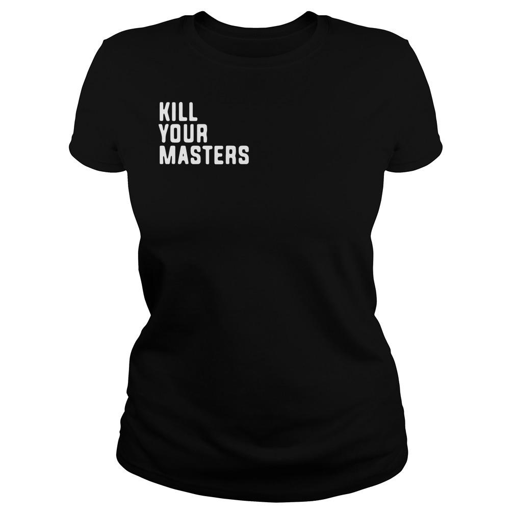 Cnn Killer Mike Kill Your Masters Longsleeve