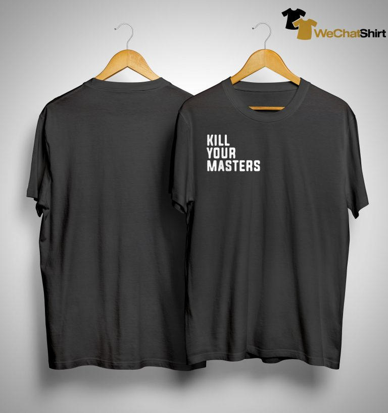 Cnn Killer Mike Kill Your Masters Shirt