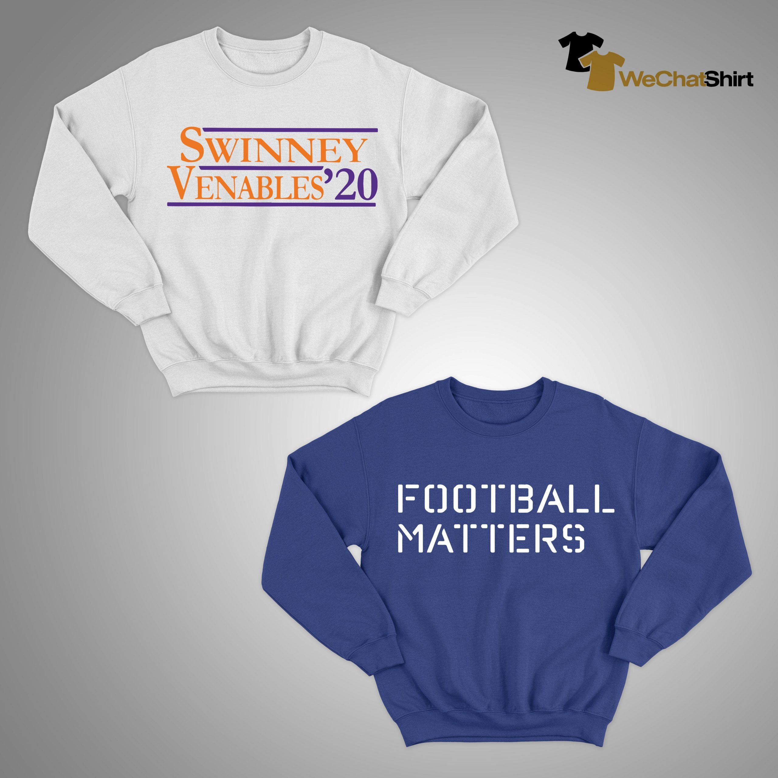 Coach Swinney Sweater
