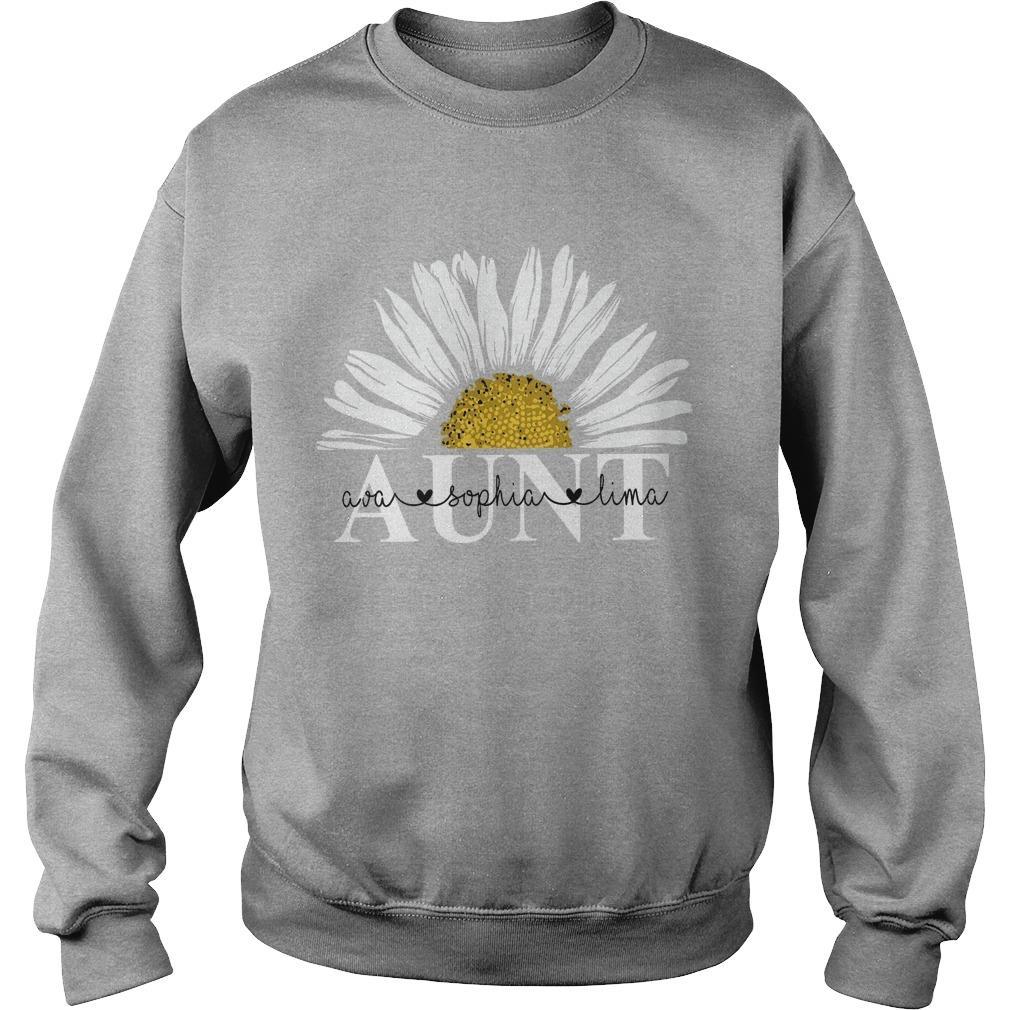 Daisy Aunt Ava Sophia Lima Sweater