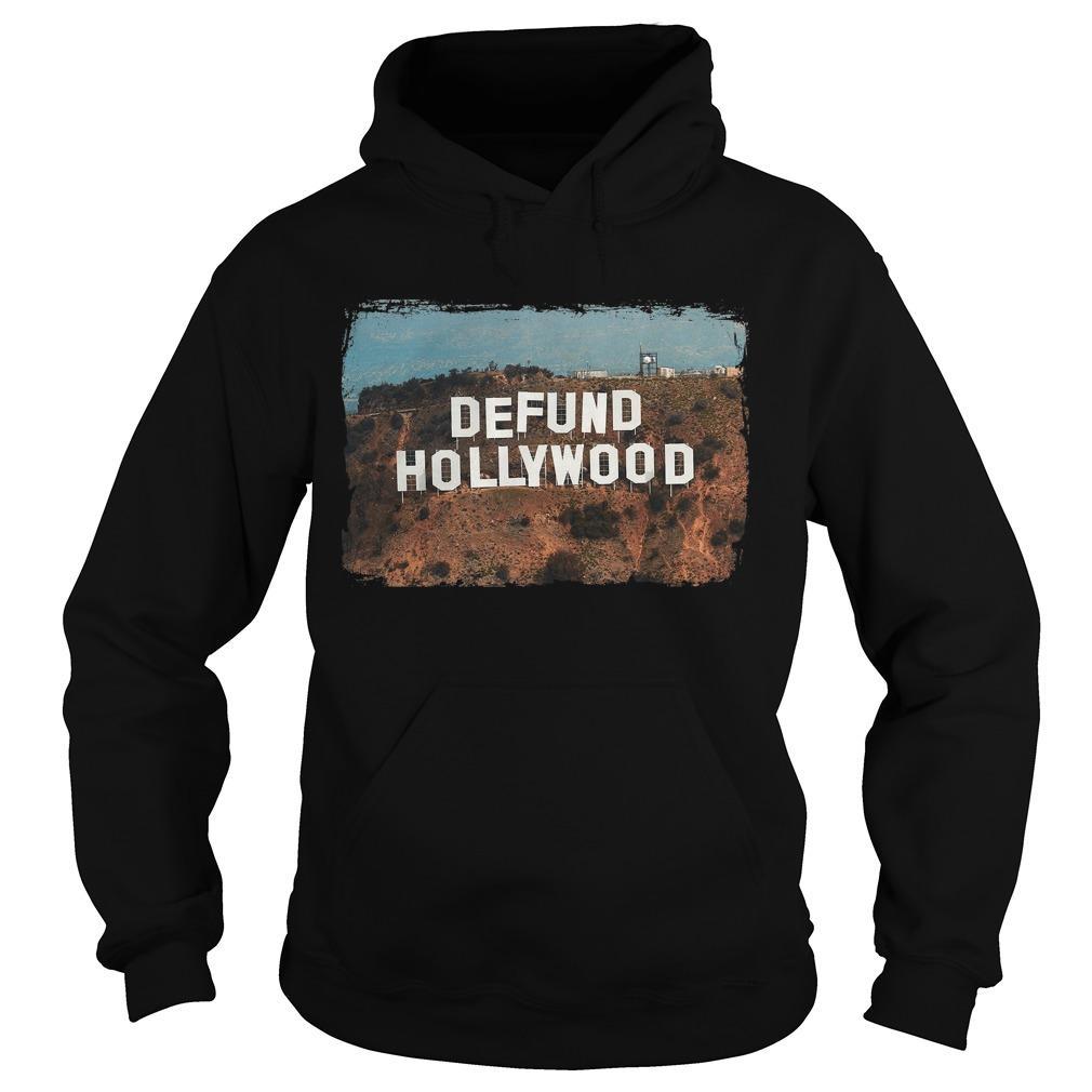 Defund Hollywood Hoodie