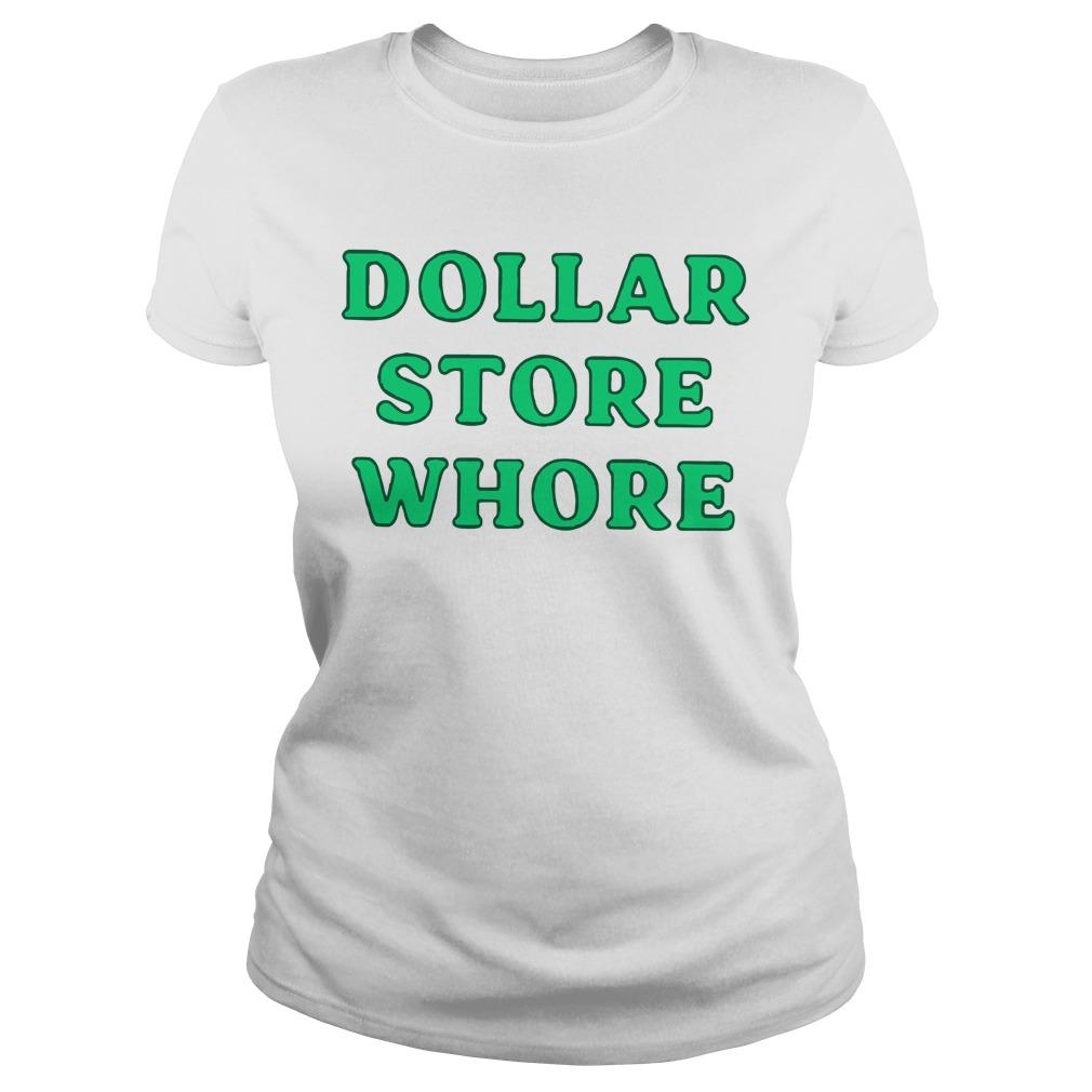 Dollar Store Whore Longsleeve