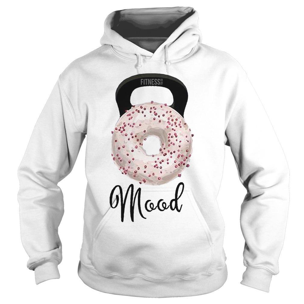 Donut Mood Hoodie
