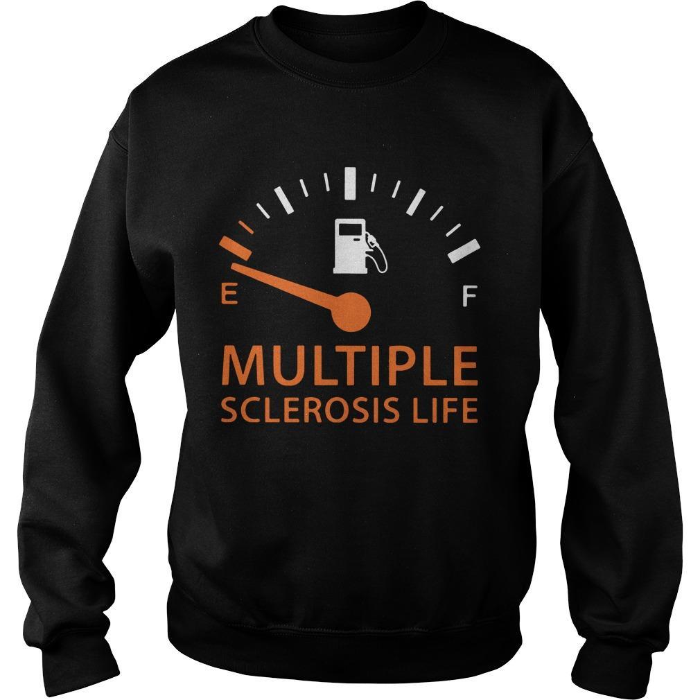 E F Multiple Sclerosis Life Sweater