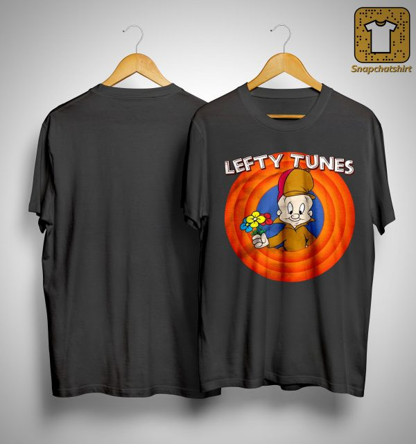 Elmer Fudd Lefty Tunes Shirt