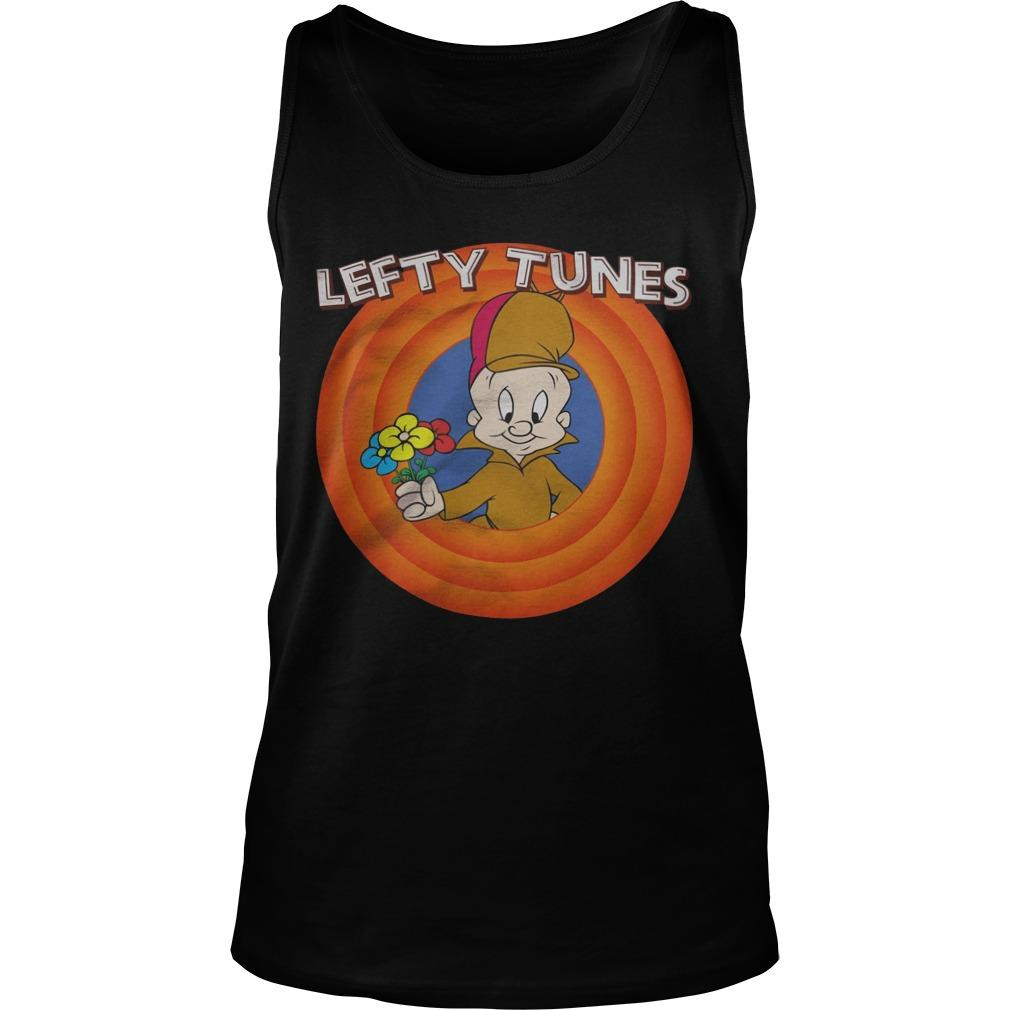 Elmer Fudd Lefty Tunes Tank Top
