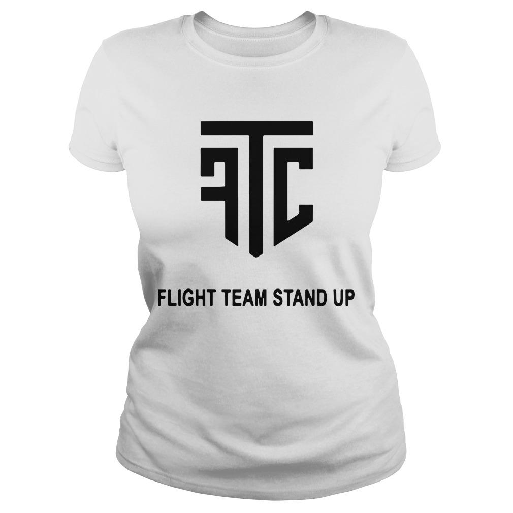 Flight Team Stand Up Longsleeve