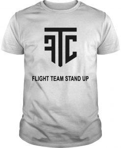 Flight Team Stand Up Shirt