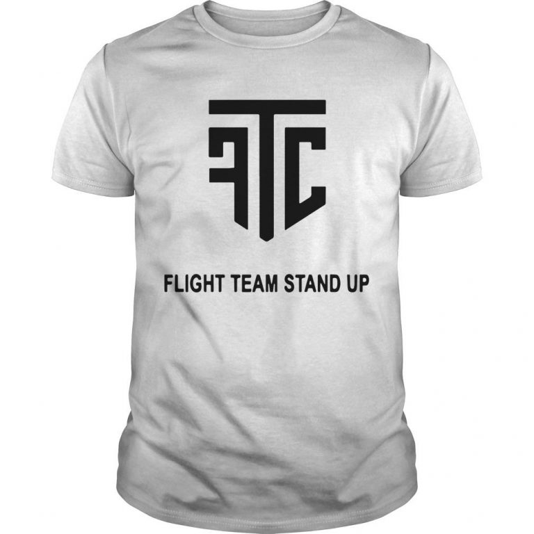 Flight Team Stand Up Shirt