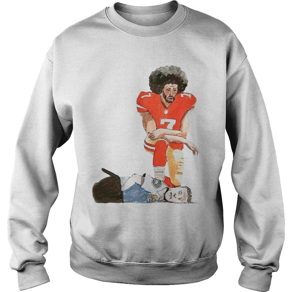 I Can't Breathe Colin Kaepernick Sweater