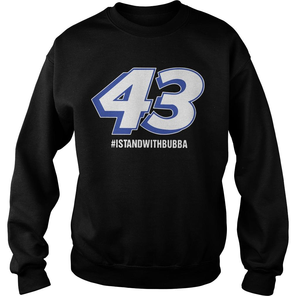 I Stand With Bubba T Sweater