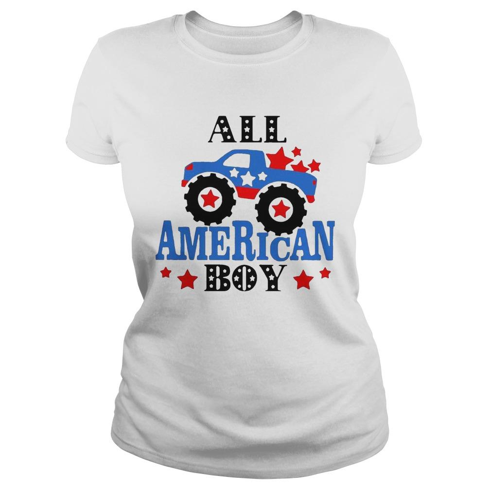 Independence Day All American Boy Longsleeve