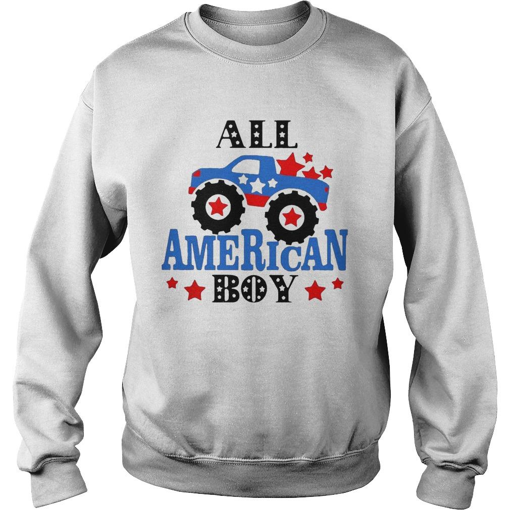 Independence Day All American Boy Sweater