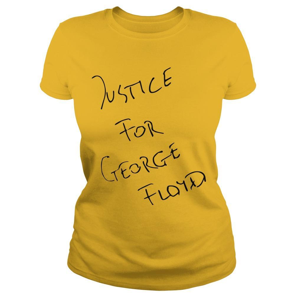 Jadon Sancho Justice For George Floyd Longsleeve