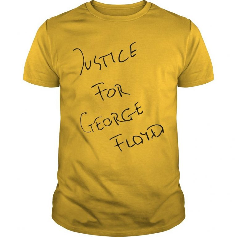 Jadon Sancho Justice For George Floyd Shirt