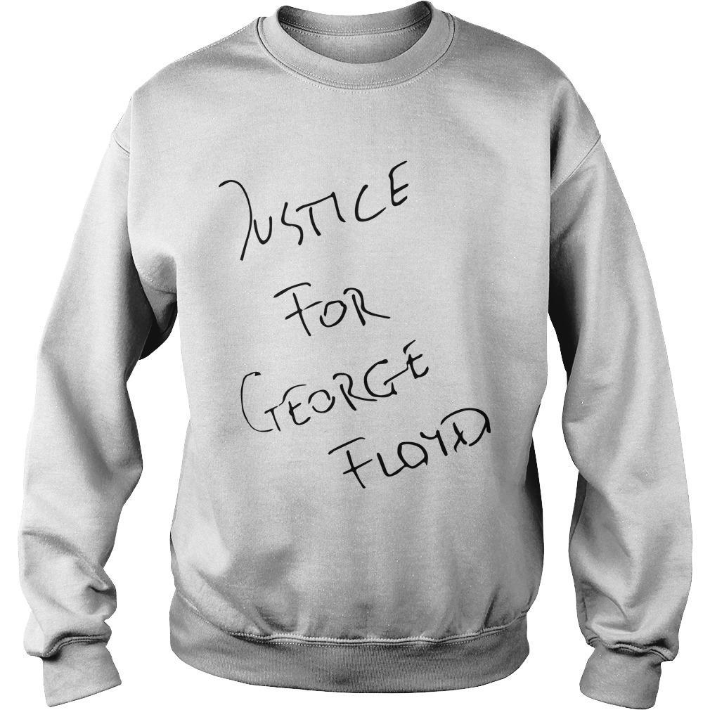 Jadon Sancho Justice For George Floyd Sweater