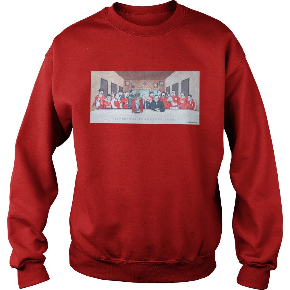 Jamie Carragher T Sweater
