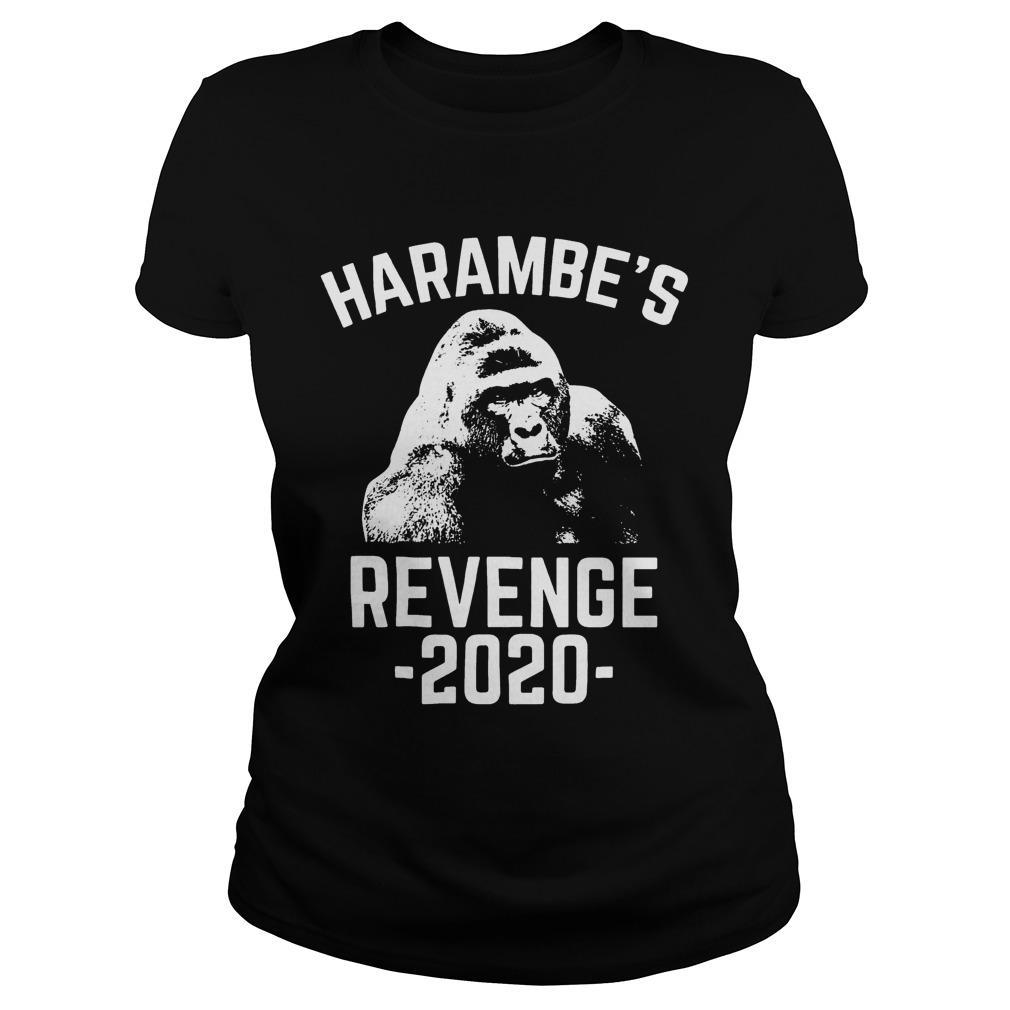 King Kong Harambe's Revenge 2020 Longsleeve