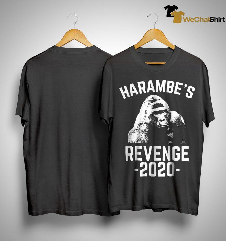 King Kong Harambe's Revenge 2020 Shirt