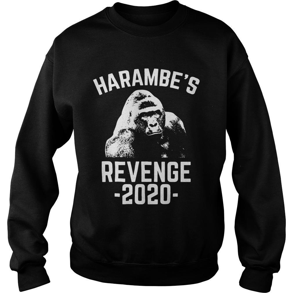 King Kong Harambe's Revenge 2020 Sweater