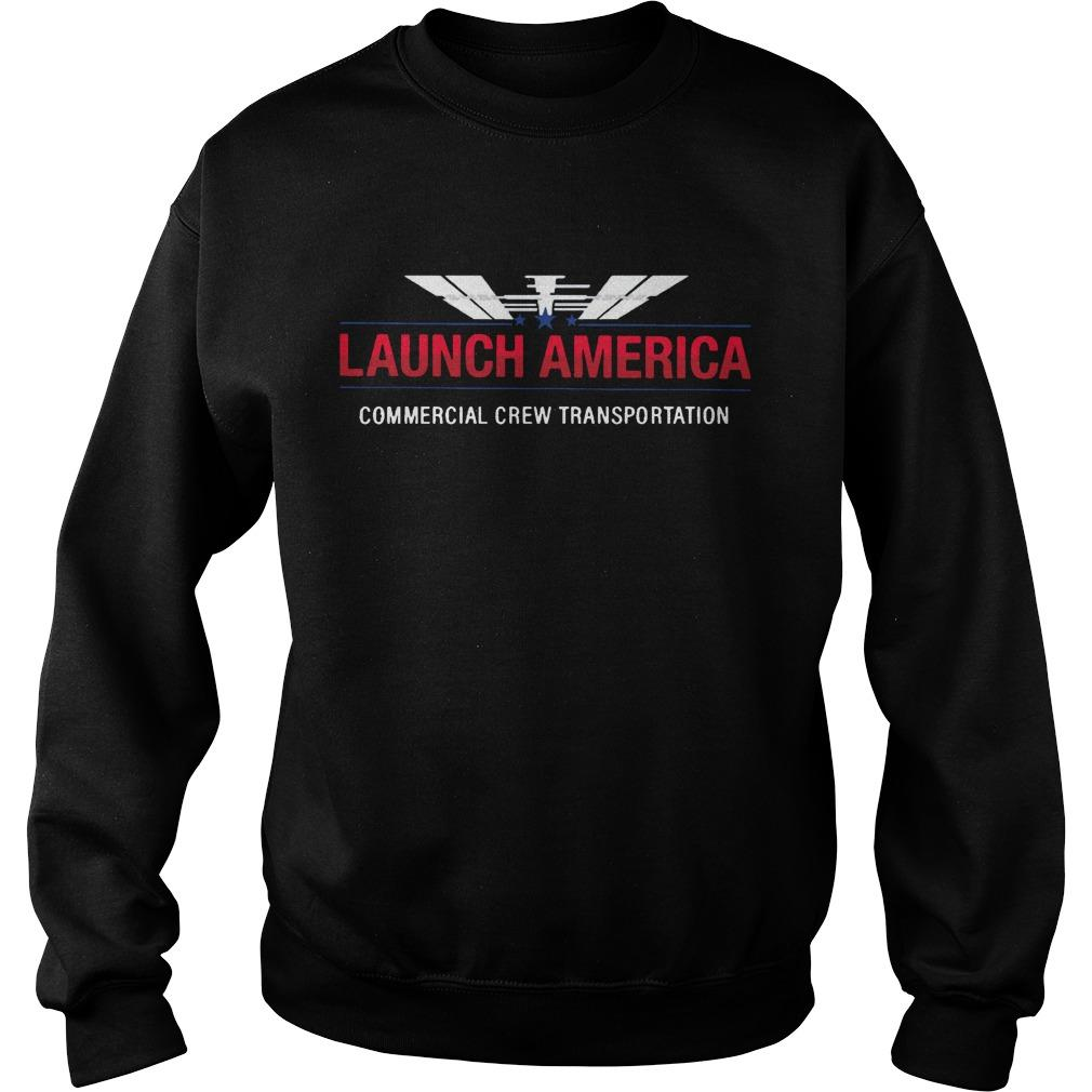 Launch America Sweater