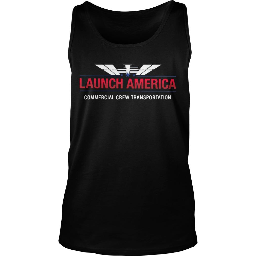 Launch America Tank Top