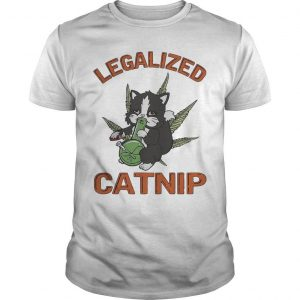 Legalized Catnip Shirt
