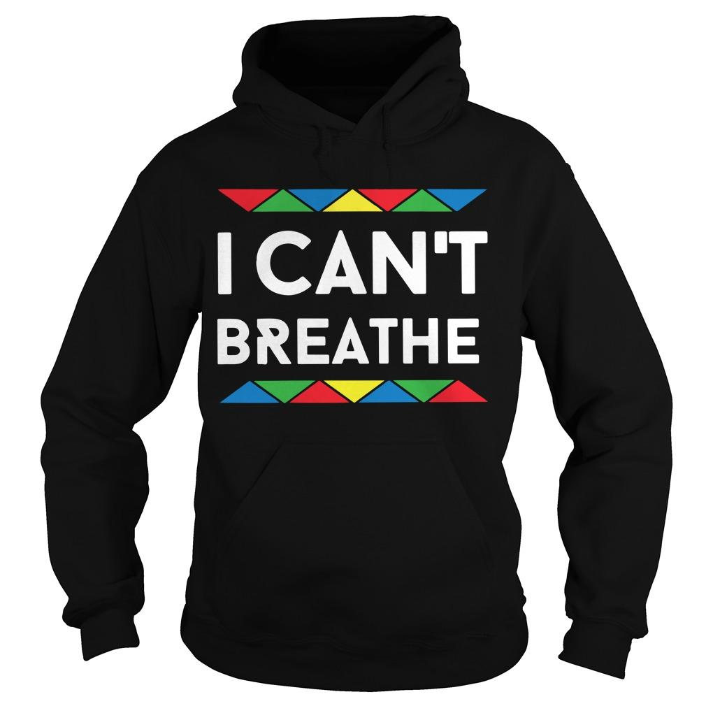Lgbt I Can't Breathe Hoodie