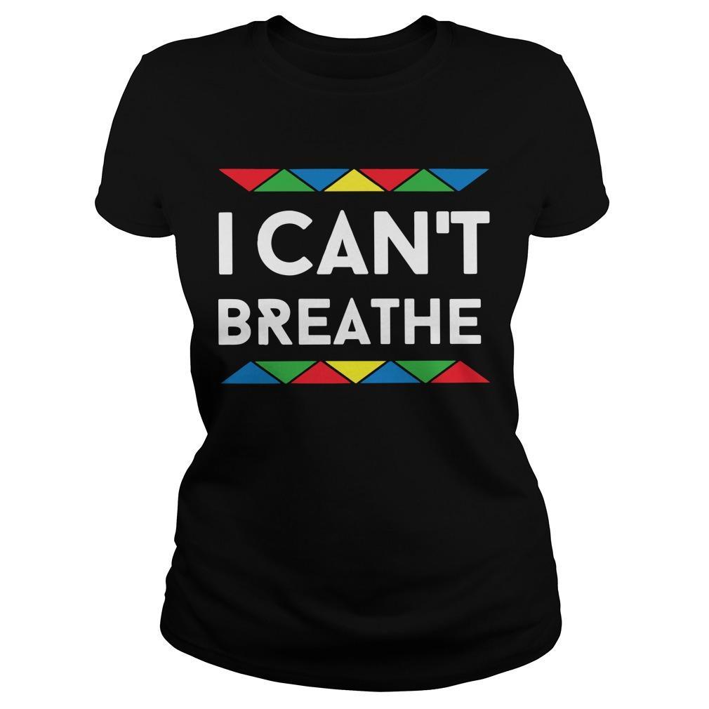 Lgbt I Can't Breathe Longsleeve