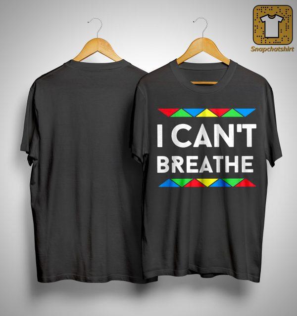 Lgbt I Can't Breathe Shirt