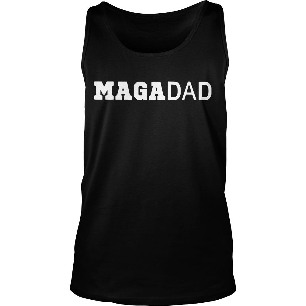 Maga Dad Tank Top