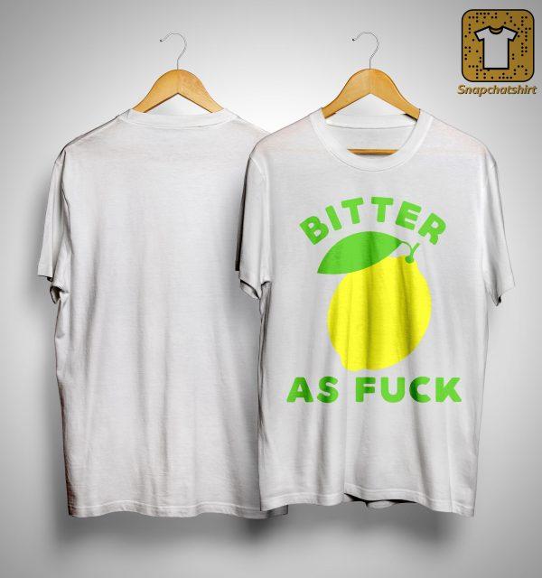 Mango Bitter As Fuck Shirt