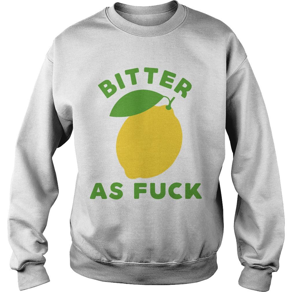 Mango Bitter As Fuck Sweater
