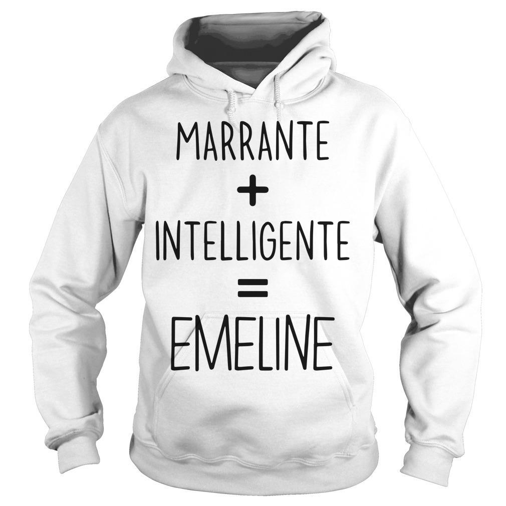 Marrante Intelligente Emeline Hoodie