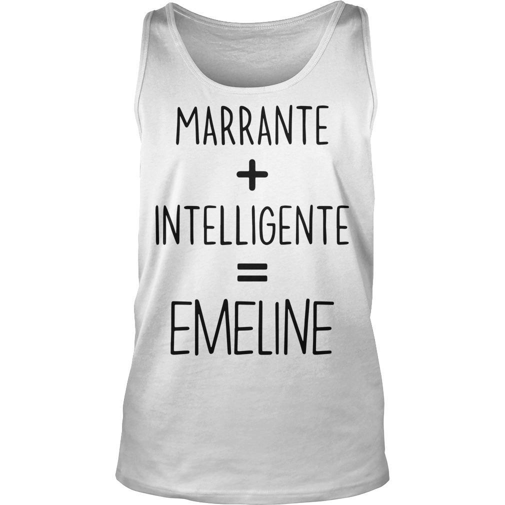 Marrante Intelligente Emeline Tank Top