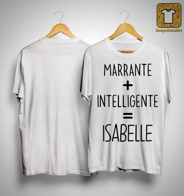 Marrante Intelligente Isabelle Shirt