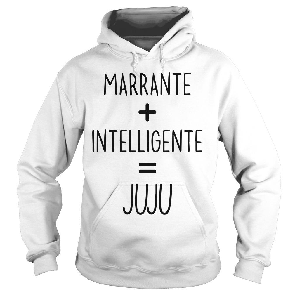 Marrante Intelligente Juju Hoodie