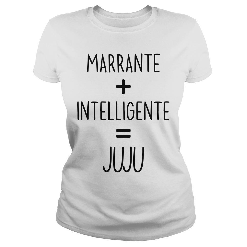 Marrante Intelligente Juju Longsleeve
