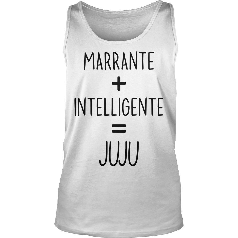 Marrante Intelligente Juju Tank Top