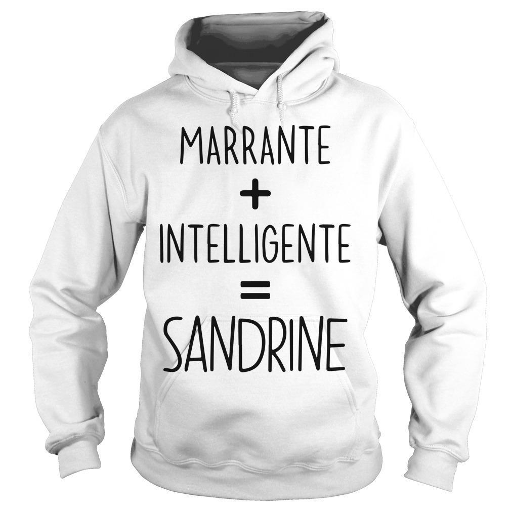 Marrante Intelligente Sandrine Hoodie