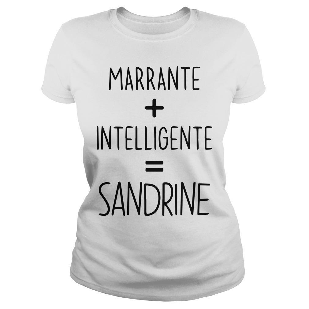 Marrante Intelligente Sandrine Longsleeve