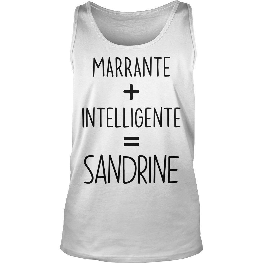 Marrante Intelligente Sandrine Tank Top