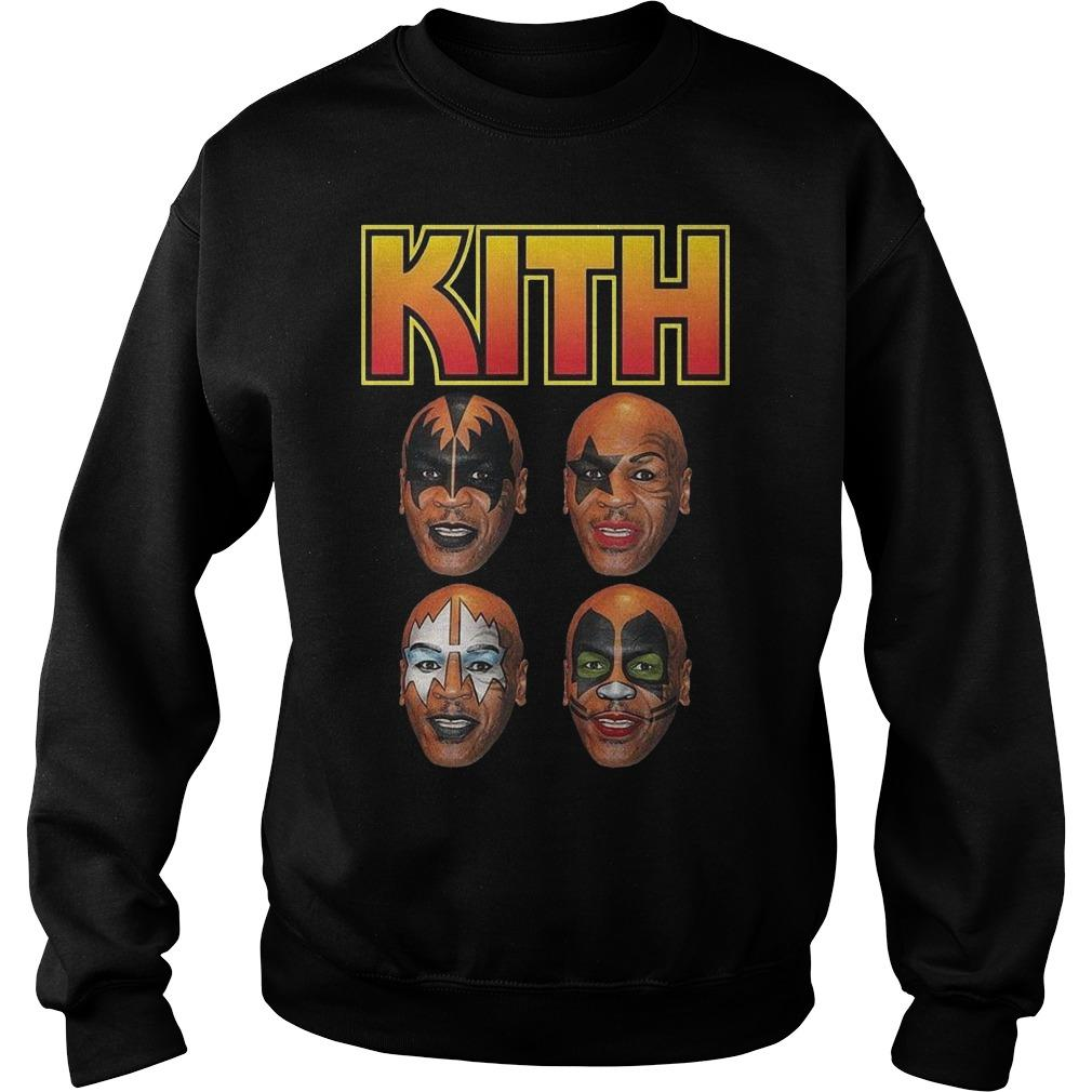 Mike Tyson Kith Sweater